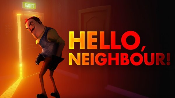 Hello neighbor pre alpha или demo