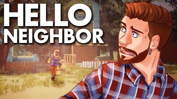 скачать игру привет сосед альфа 1