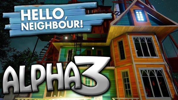 Скачать игру привет сосед альфа 3