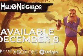 Привет сосед выходит 8 декабря