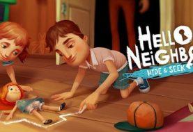 Скачать привет сосед: прятки