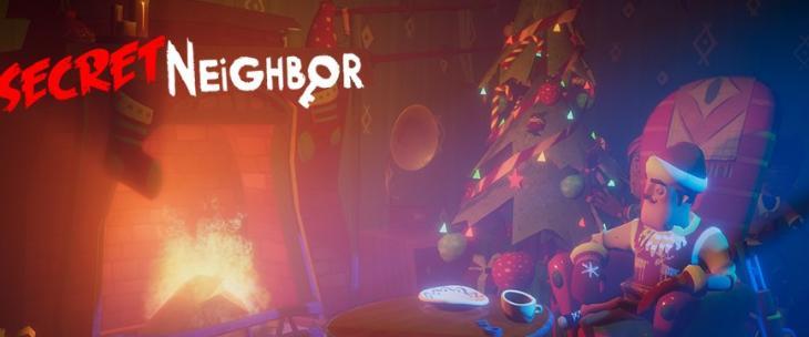🎁  Тайный сосед 🎅 Рождественская альфа Christmas Alpha
