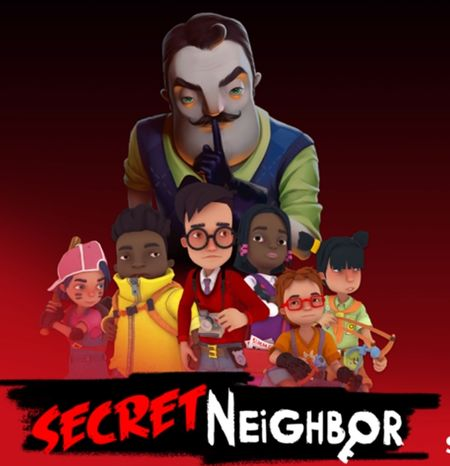 Secret Neighbor Пасха + 6 ключей