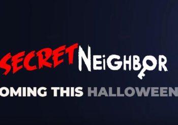 В этот Хэллоуин 31 октября Secret Neighbour появится в Steam и Xbox