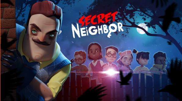 24 октября запуск 🎃 Secret Neighbor 🎃 на Steam и Xbox