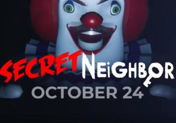🎃 Мультиплеер Hello Neighbor вышел в Steam и Xbox! 🎃 Secret Neighbor