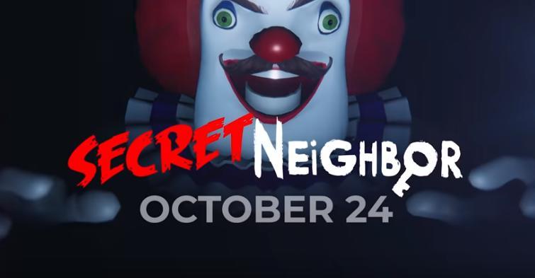 🎃 Мультиплеер Hello Neighbor вышел в Steam и Xbox! 🎃 Secret Neighbor